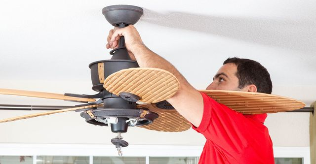 Ceiling Fan Installation Cost Around Melbourne Area